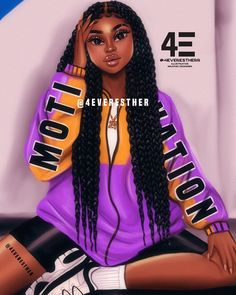 Drawing Body Woman Back Sexy Black Art, Black Love Art, Black Girl Art, Black Girl Magic, Art Girl, Black Girls Power, Pretty Black Girls, Beautiful Black Girl, Black Girls Rock