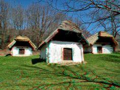Cák-pincesor 3d Photo, Photo Art, Hungary, Cabin, House Styles, Home Decor, Decoration Home, Room Decor, Cabins