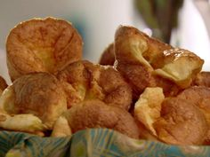 Popovers (served with fresh ricotta and apple jam)   Alex Guarnaschelli via Food Network
