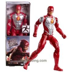 Year 2018 DC Comics Justice League Movie Serires 12 Inch Tall Figure - THE FLASH FWC16 with 13 Points of Articulation Marvel Comic Universe, Comics Universe, Marvel Dc, Marvel Comics, Justice League Action Figures, Dc Action Figures, Marvel Room, Dc Comics Collection, Bakugan Battle Brawlers