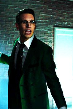 Cory Michael Smith as The Riddler