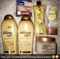 Shower Routine, Body Treatments, Facial Skin Care, Smell Good, Body Wash, Body Lotion, Beauty Care, Self Care, Body Care Products