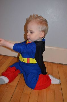 Superhero for a day