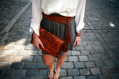 yes to everything, but especially that clutch.