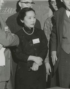 Chien-Shiung Wu - Chinese-American experimental physicist who made significant contributions in the field of nuclear physics. Wu worked on the Manhattan Project, where she helped develop the process for separating uranium metal into uranium-235 and uranium-238 isotopes by gaseous diffusion. She is best known for conducting the Wu experiment, which contradicted the hypothetical law of conservation of parity. This discovery resulted in her colleagues Tsung-Dao Lee and Chen-Ning Yang winning…