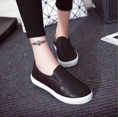 >> Click to Buy << New Women Fashion Flat Single Shoes Platform Loafers Sequins  Slip-On Breathable Female Casual Shoes #Affiliate