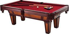 Fat Cat Reno II 7.5-Foot Billiard/Pool Game Table. $900.