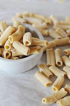 TUTORIAL HANDMADE FRESH PASTA NOODLES - DIY, Do-It-Yourself, handmade, pasta, Tutorial