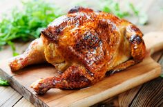 Dinner Planned: 7 Blissful Baked Chicken Recipes - Peruvian Style Baked Chicken with Green Sauce