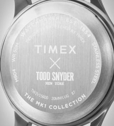 Timex x Todd Snyder Bootcamp Watch New Balance Fresh Foam, Todd Snyder, Time Design, How To Look Better, Watch, Diving Watch, Lights Background, Men's Watches, 10 Years