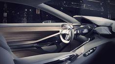 Peugeot HX1 Concept cars