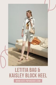 Looking for the perfect versatile bag and shoes for your coming occassion? Our best-selling Letitia Chain Saddlebag + Kaisley Block Heel is perfect for dressing up or casual wear. Link in bio to shop. ❤ #KaitlynPanStyle #KaitlynPan #kaitlynpanshoes #shoes #blockheel Nude Shoes, Classic Leather, Cloth Bags, Business Casual, Saddle Bags, Designer Shoes, Leather Shoes, Block Heels, Casual Wear