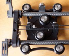 camera slider belt - Поиск в Google Photo Accessories, Camera Accessories, Dslr Slider, Cnc Router Plans, Sheet Metal Fabrication, Photography Cheat Sheets, Camera Equipment, Robot Design, Mechanical Design
