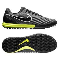 on sale 9618c 294ea Nike MagistaX Finale ll Turf (Dark GreyVolt) http