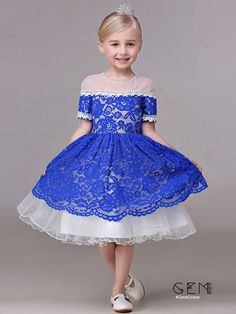 Only $96.99, Flower Girl Dresses Two Tune White and Red Lace Pageant Dress with Short Sleeves #EFU11 at #GemGrace. View more special Flower Girl Dresses now? GemGrace is a solution for those who want to buy delicate gowns with affordable prices. Free shipping, 2018 new arrivals, shop now to get $5 off!