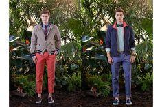 Henry Cottons Spring/Summer 2015 Men's Lookbook | FashionBeans.com