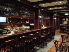 Brilliance of the Seas's King and Country Pub, GREAT selection of beer. Cruise Travel, Cruise Vacation, Vacation Spots, Bahamas Vacation, Bahamas Cruise, Romantic Vacations, Romantic Getaway, Cruise Tips Royal Caribbean, Bar Harbor Maine
