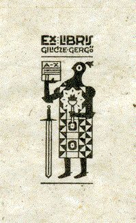 Ex Libris Gilicze Gergő by Olivér Csepella, via Behance Ex Libris, Library Posters, Engraving Art, Graphic Design Illustration, Graphic Illustration, Tampons, Printmaking, Book Art, Ephemera