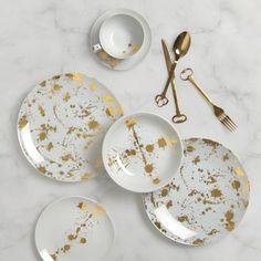 Jonathan Adler, Porcelain Dinnerware, Dinnerware Sets, Kitchenware, Tableware, Soup Plating, Dessert For Dinner, Dinner Sets, Holiday Tables