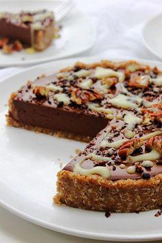 Chocolate Truffle Tart (13)