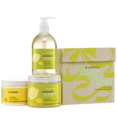 Ginger Citrus Luxury Gift Set from Arbonne Make your SKIN SMILE :) MY FAVORITE! get it now: www.thinkwellness.myarbonne.com Become a preferred Client and save 20% on all online orders become a consultant and save 35% everytime you shop. Either way you choose to be part of Arbonne you get a FREE product when you sign up! To SIGN UP visit my website: www.thinkwellness.myarbonne.com  Watch your SKIN SMILE:)
