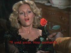 . Lili Von Shtupp from Blazing Saddles (1974) movie quote
