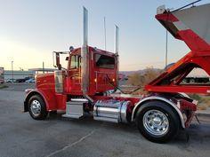 Peterbilt 389, Peterbilt Trucks, Big Rig Trucks, Rigs, West Coast, Pup, Wheels, Vehicles, Photos