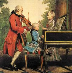 Mozart A musical genius who gives joy to million