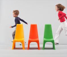JUNIÖR child's chair | LÖFFLER | Günter Beltzig. Check it on Architonic