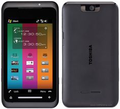 Toshiba TG01 Device Specifications | Handset Detection