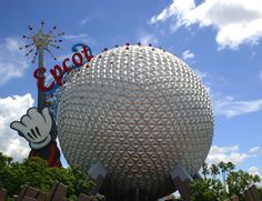 Epcot at Disney World is one of the best places on the planet.  I'd live there if I could!