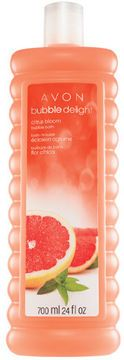 At Atto Avon Customer Service Rep .New Citrus Bloom Bubble Delight Bubble Bath 50% OFF and Free Deliver Call (866) 410-1515  Register to get our Daily Sales at www.youravon.com/attollc