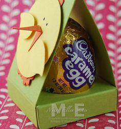 Love this little treat box!
