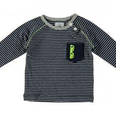 Little Bampidano shirt gestreept baby #baby #kinderkleding #zomerkleding #kindermode #webwinkel