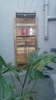 Outdoor shower amazing