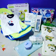 Alhamdulillah... Masih banyak gift berdatangan ya de... Kali ini disponsori oleh temen nda dari Eres Bandung ������ . #gift  #babyboy  #happy http://gelinshop.com/ipost/1527962609865190291/?code=BU0aeXvF-uT
