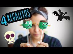 REGALITOS PARA DÍA DE MUERTOS Y HALLOWEEN - Yuya - YouTube