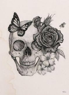 A work for a client. Tattoo Design