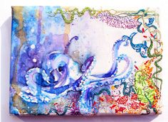 : Elements and Principles of Design Elements And Principles, Unique Animals, Watercolor Animals, Art Sketchbook, Animal Paintings, Medium Art, Pet Portraits, Paper Art, 3 D
