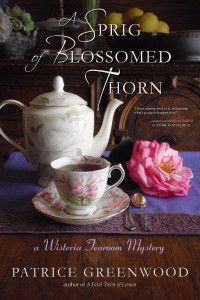A Sprig of Blossomed Thorn by Patrice Greenwood |cover love