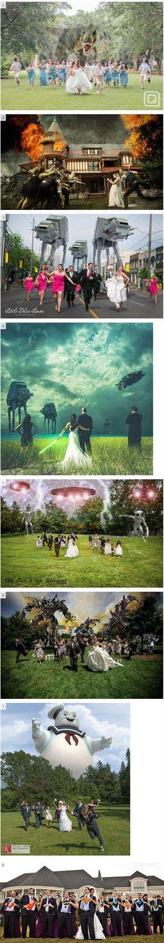 die letzte // Kreative Hochzeitsfotos - Win Bilder | Webfail - Fail Bilder und Fail Videos