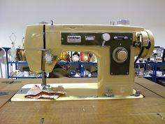 white sewing machine bobbin problems