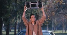 John Cusack in 'Say Anthing'/Image © Twentieth Century Fox