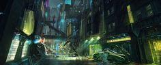 cyberpunk 2077 stree