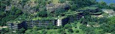 Geoffrey Bawa > Hotel Kandalama, Dambula, Sri Lanka