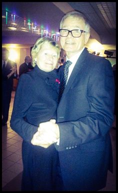 Klaus & Susan on New Years Eve 2014