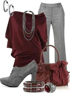 24 Ways to Look Lovely & Amazing for Valentine's Day - Valentine's Day Outfit Ideas - Moda Mode Outfits, Fall Outfits, Fashion Outfits, Fashion Trends, Latest Fashion, Fashion Ideas, Stylish Work Outfits, Heels Outfits, 50 Fashion