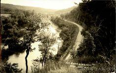 Elk River and Hwy. 71  Noel, MO
