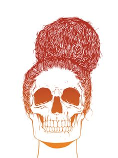 Skull Girls 2 by Gerrel Saunders, via Behance