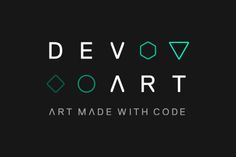 DevArt: Google's ambitious project to program a new generation of artists https://devart.withgoogle.com/